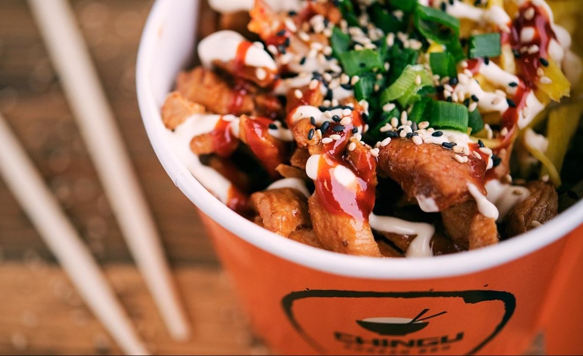 Chingu Korean Bbq Zapraszamy Na Przysmaki Koreańskiej Kuchni